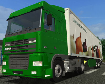 DAF 95XF 480 SpaceCab by tom91